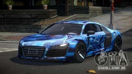 Audi R8 SP-U S6 para GTA 4