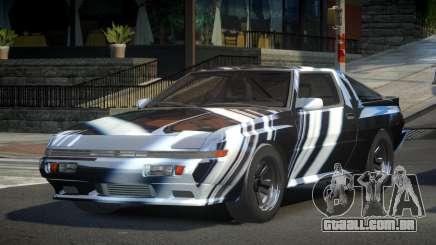 Mitsubishi Starion SP-U S3 para GTA 4