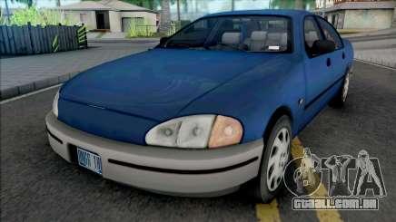 GTA 3 Kuruma [HD] para GTA San Andreas