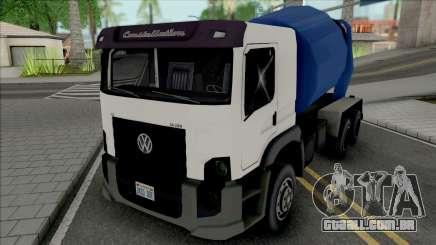 Volkswagen Constellation 24.280 Cement Truck para GTA San Andreas