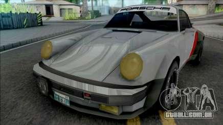 Porsche 911 Turbo Cyberpunk 2077 [SA Style] para GTA San Andreas