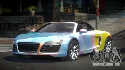 Audi R8 Qz PJ1 para GTA 4