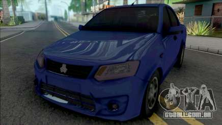 Saipa Saina Blue para GTA San Andreas