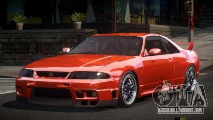 Nissan Skyline R33 PS-I para GTA 4