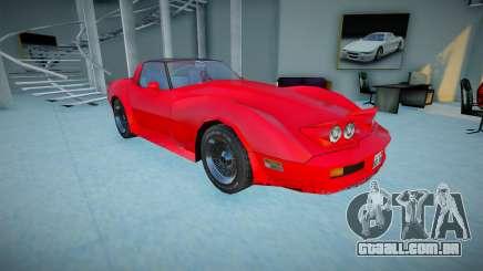 1982 Chevrolet Corvette C3 para GTA San Andreas