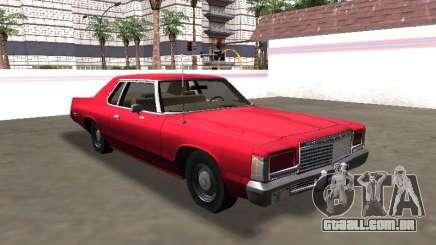 Dodge Royal Monaco Coupe 1983 para GTA San Andreas