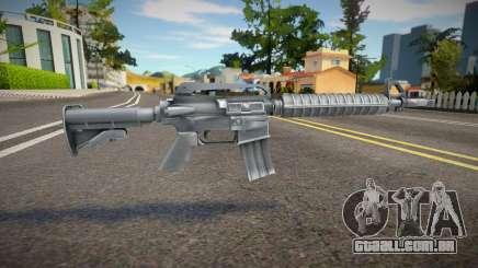 Improved M4 para GTA San Andreas