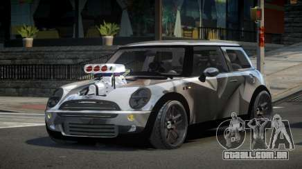 Mini Cooper Custom S7 para GTA 4