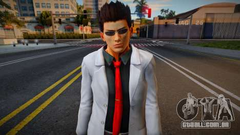 Dead Or Alive 5: Ultimate - Jann Lee 1 para GTA San Andreas
