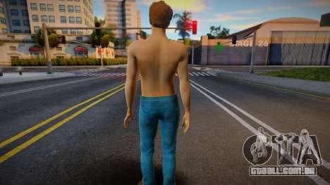 Friday the 13th Tommy 4 para GTA San Andreas