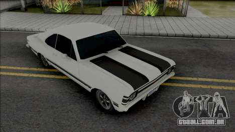 Chevrolet Opala Coupe SS 1972 v2 para GTA San Andreas
