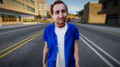 TheJizzy - YouTuber para GTA San Andreas