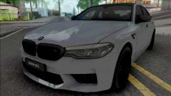 BMW M5 Competition 2019 [HQ]