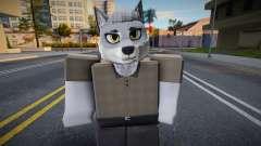 Roblox Mafia Wolf para GTA San Andreas