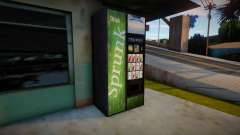 HD BETA Sprunk CJ EXT SPRUNK para GTA San Andreas
