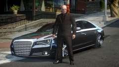 Jason Statham para GTA 4