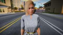 Helena v17 para GTA San Andreas