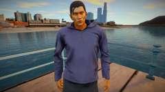 Sergei FBI 4 para GTA San Andreas