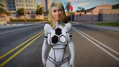 Fantastic 4: Invisible Woman Future Foundation para GTA San Andreas