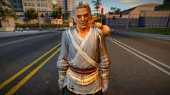Dead Or Alive 5 - Brad Wong (Costume 1) para GTA San Andreas