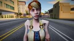 Pandora God of War 3 para GTA San Andreas