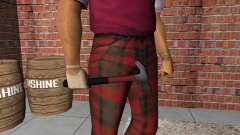 Hammer - Proper Weapon para GTA Vice City