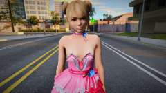 Marie Rose First Rouge para GTA San Andreas