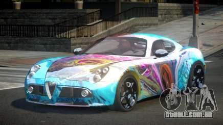 Alfa Romeo 8C Qz S6 para GTA 4