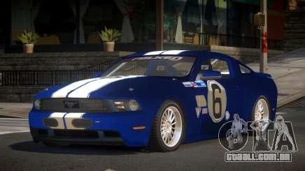 Ford Mustang GS-R L1 para GTA 4