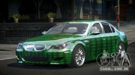 BMW M5 E60 GS S6 para GTA 4
