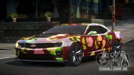 Chevrolet Camaro Qz S9 para GTA 4