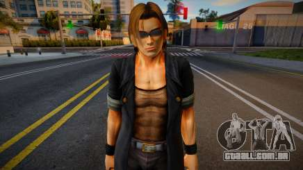 Dead Or Alive 5: Ultimate - Ein (Costume 1) 1 para GTA San Andreas
