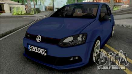 Volkswagen Polo GTI (AirBoy) para GTA San Andreas