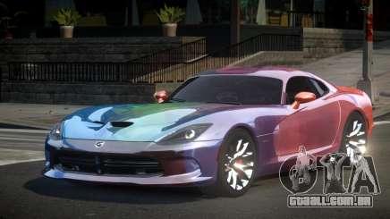 Dodge Viper SRT US S7 para GTA 4