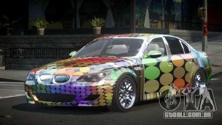 BMW M5 E60 GS S8 para GTA 4