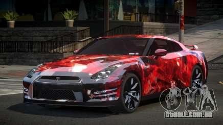 Nissan GT-R UR S10 para GTA 4