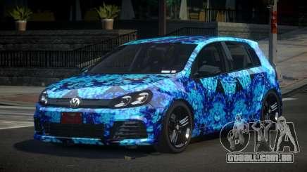 Volkswagen Golf GS-U S6 para GTA 4
