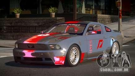 Ford Mustang GS-R L6 para GTA 4
