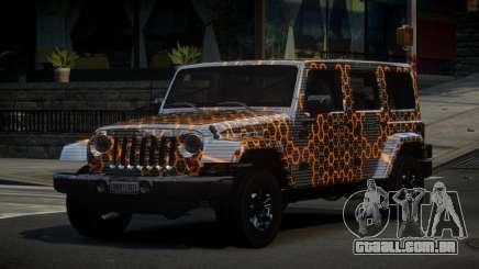Jeep Wrangler US S9 para GTA 4