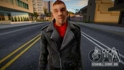 Swmycr Negan TWD para GTA San Andreas