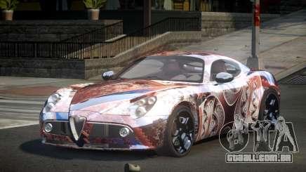 Alfa Romeo 8C Qz S4 para GTA 4