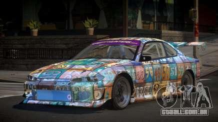 Nissan Silvia S15 Zq L9 para GTA 4