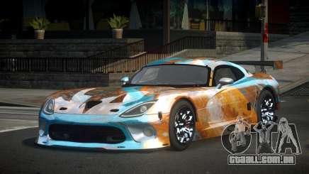 Dodge Viper G-Tuning PJ7 para GTA 4
