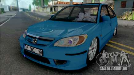Honda Civic VTEC-II para GTA San Andreas