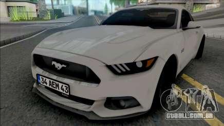 Ford Mustang 5.0 Fastback para GTA San Andreas