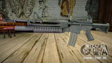 Half Life Opposing Force Weapon 6 para GTA San Andreas