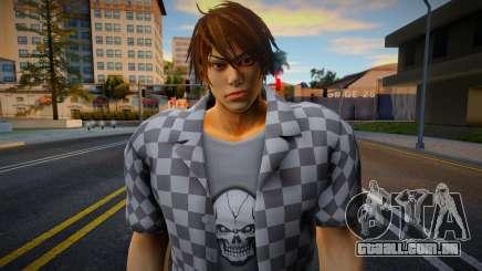 Shin Casual Tekken (Sexy Boy) para GTA San Andreas