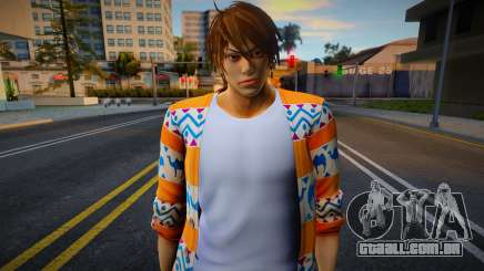 Shin Casual Tekken (Casual boy) para GTA San Andreas