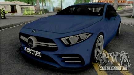 Mercedes-AMG CLS 53 para GTA San Andreas