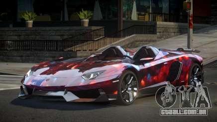 Lamborghini Aventador GST-J S7 para GTA 4